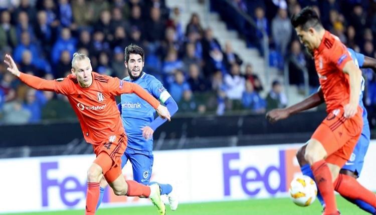 Beşiktaş'ın deplasmandaki 2,5 aylık hasreti