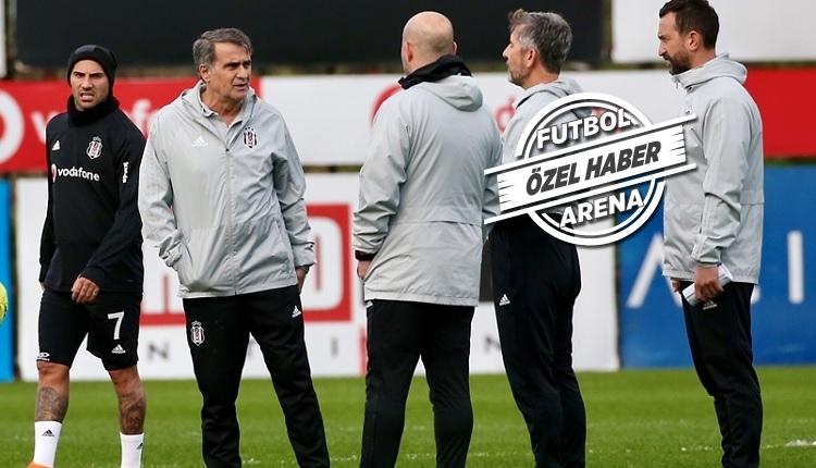 Beşiktaş'ın Genk maçı ilk 11'i