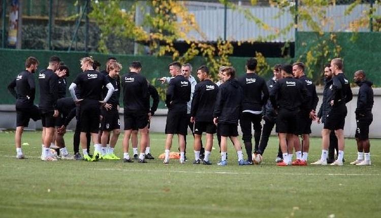 Beşiktaş'ın Sarpsborg kadrosu nasıl olacak?