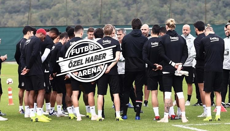 Beşiktaş'ın Sivasspor maçı 11i! Şenol Güneş'ten sürpriz