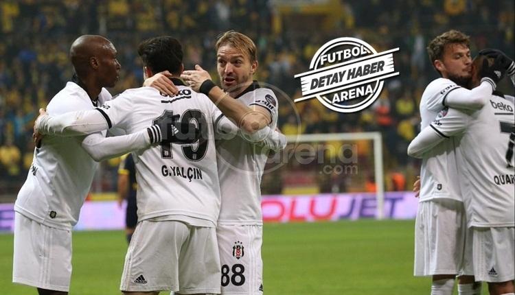 Beşiktaş'ta ilklerin gecesi! Ljajic, Oğuzhan, Dorukhan ve Güven