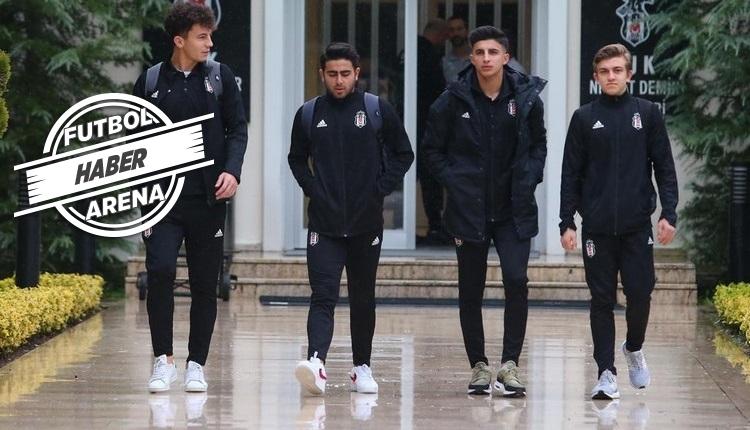 Beşiktaş'ta sürpriz kadro! 4 genç futbolcu