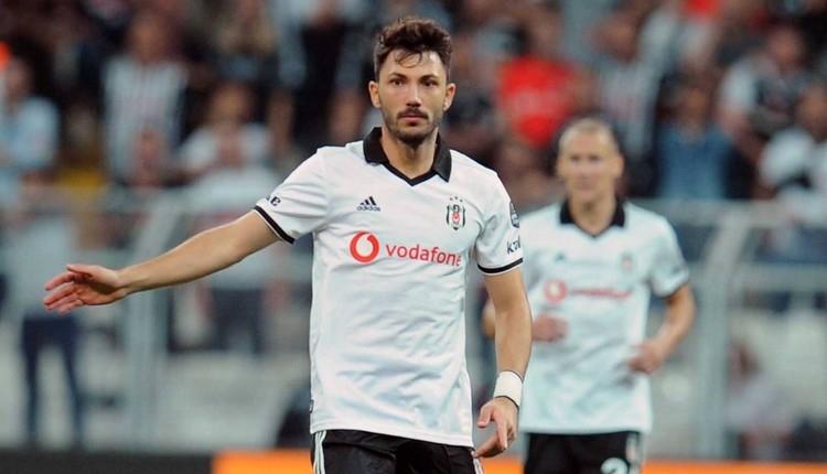 Beşiktaş'ta Tolgay Arslan kadro dışı bırakıldı