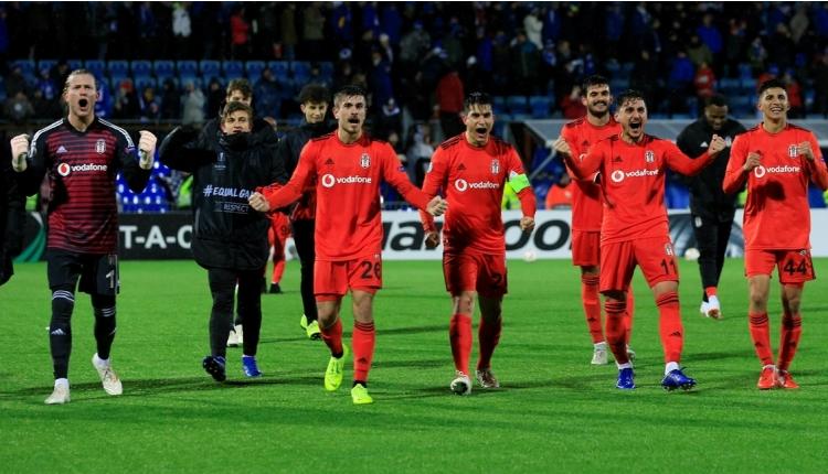 Beşiktaş'tan Norveç'te muhteşem geri dönüş!