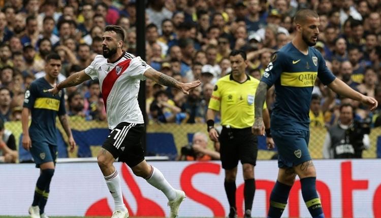 Boca Juniors 2-2 River Plate maçın özeti ve golleri