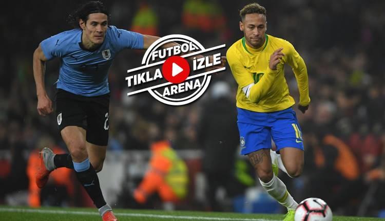 Brezilya 1-0 Uruguay maçı özeti ve golü (İZLE)