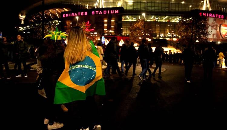 Brezilya - Uruguay maçı şifresiz canlı izle (Brezilya Uruguay maçı link)