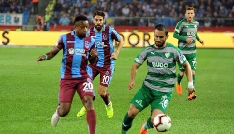 Bursaspor beraberliğe yine abone! Şimdiden geçen sezonu geçti