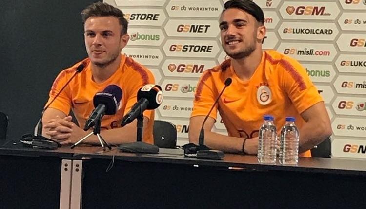 Celil Yüksel ve İsmail Çipe ilk Süper Lig maçlarına çıktı