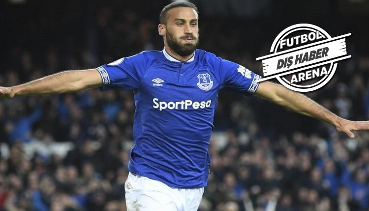 Everton, Cenk Tosun için Beşiktaş'ı bekliyor