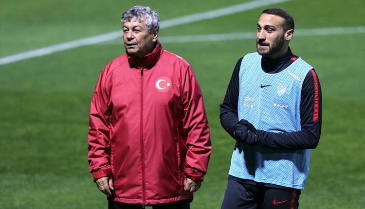 Cenk Tosun'dan Lucescu açıklaması! 'Bugünden yarına olmaz'
