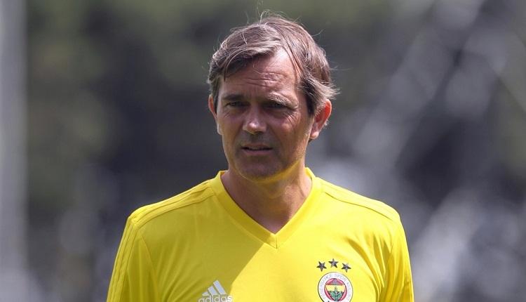 Cocu'dan Fenerbahçe açıklaması: 'Benden sonraki takım...'