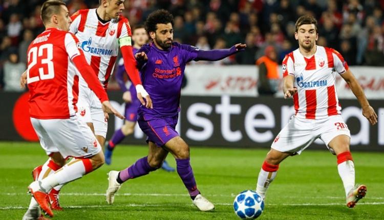 Crvena Zvezda2-0 Liverpool maç özeti ve golleri izle (Şampiyonlar Ligi maç özetleri İZLE)