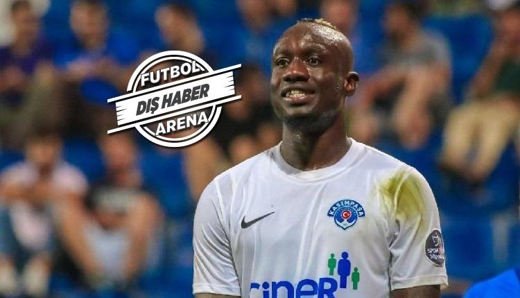 Diagne için Galatasaray'a sürpriz rakip