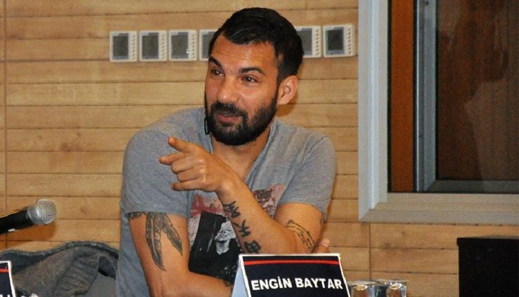 Engin Baytar'ın yeni takımı belli oldu