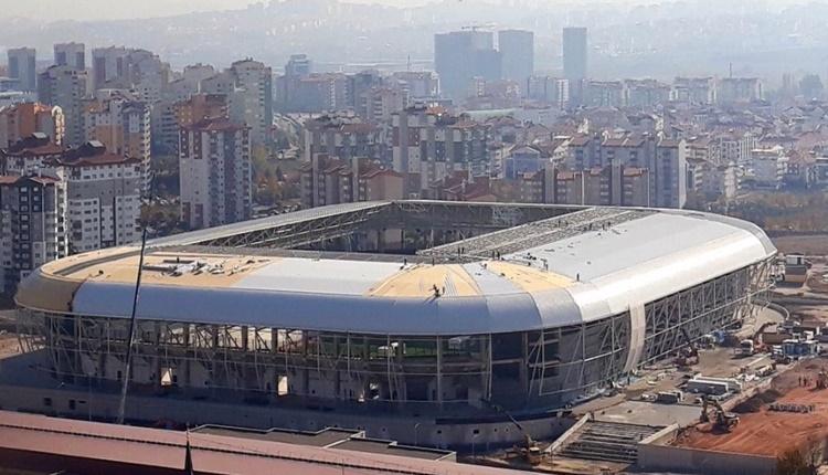 Eryaman Stadı ne zaman açılacak? Ankaragücü - Beşiktaş maçı nerede oynanacak? Eryaman Stadı'nda son durum (15 Kasım Perşembe)