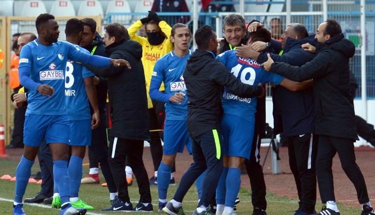 Erzurumspor 2-1 Göztepe maç özeti ve golleri İZLE