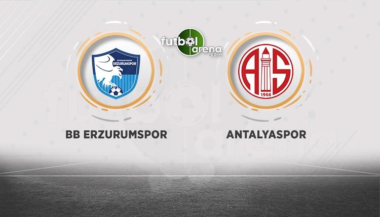 Erzurumspor Antalyaspor canlı şifresiz izle (Erzurum Antalya beIN Sports canlı)