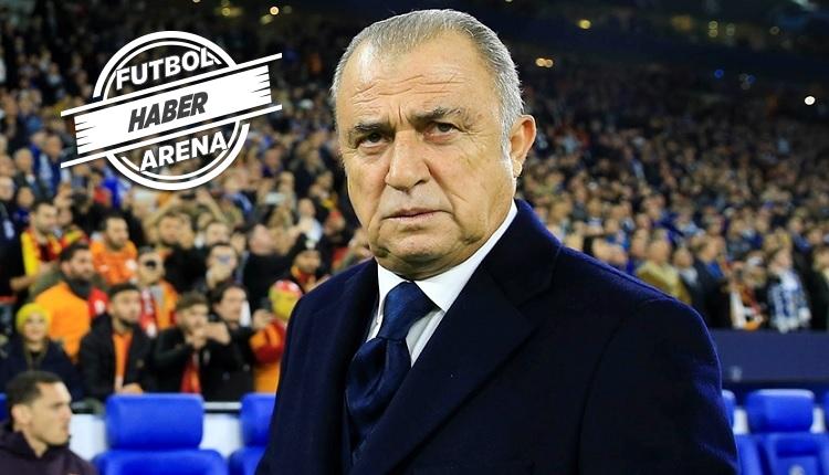 Fatih Terim'den Schalke maçı sonrası Fenerbahçe'ye cevap