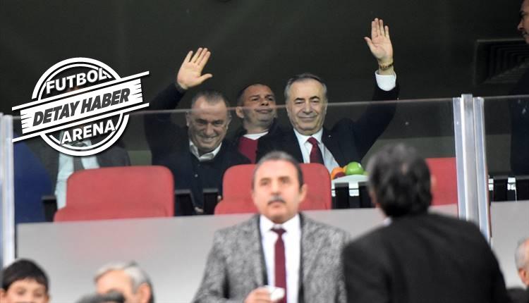 Fatih Terim'in Galatasaray'ı Kayserispor'a puan vermiyor