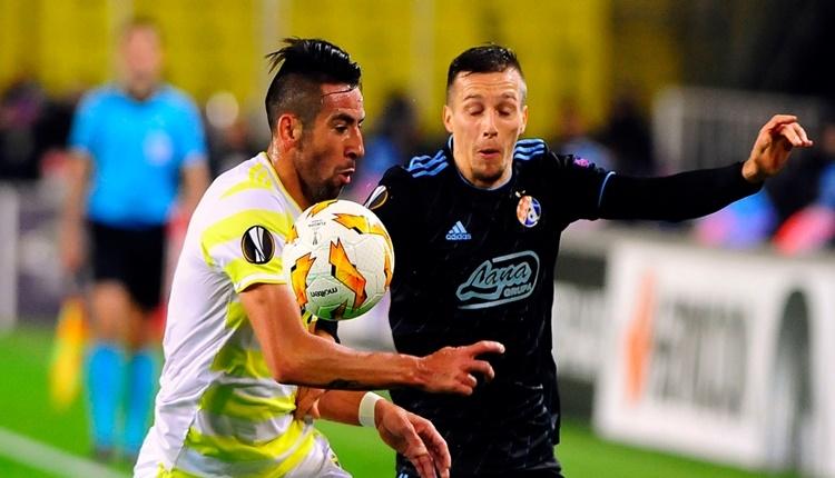 Fenerbahçe 0 - 0 Dinamo Zagreb maçın özeti