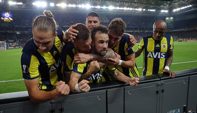 Fenerbahçe 2-0 Anderlecht maçın özeti ve golleri (İZLE)