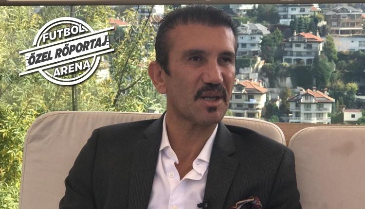 Rüştü Reçber'den FutbolArena'ya özel açıklamalar