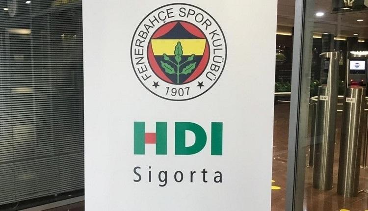 Fenerbahçe, HDI Sigorta ile sponsorluk anlaşması imzaladı