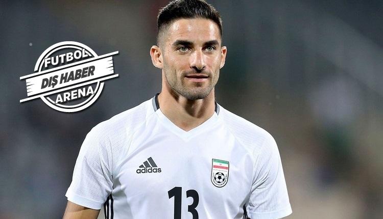 Fenerbahçe için transferde Milad Mohammadi iddiası