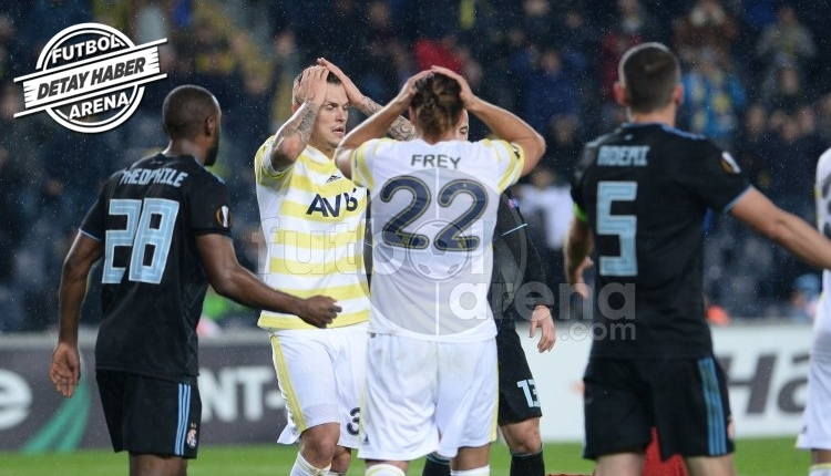 Fenerbahçe, Kadıköy'deki 17 maçlık Avrupa serisini kaybetti