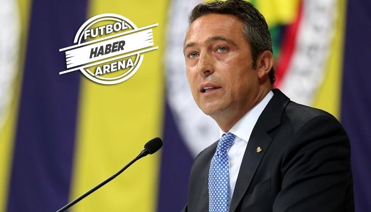 Fenerbahçe'de Ali Koç ve yönetimin Samandıra planı