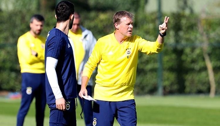 Fenerbahçe'de Erwin Koeman için sürpriz karar! Erwin Koeman, Fenerbahçe'de kalacak mı?