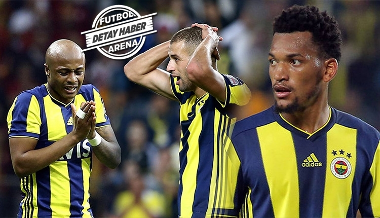 Fenerbahçe'de gelen gideni arattı