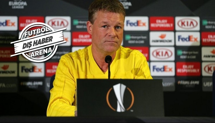 Fenerbahçe'de Koeman'dan itiraf!