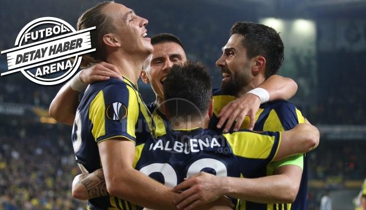 Fenerbahçe'den 35 gün sonra galibiyet