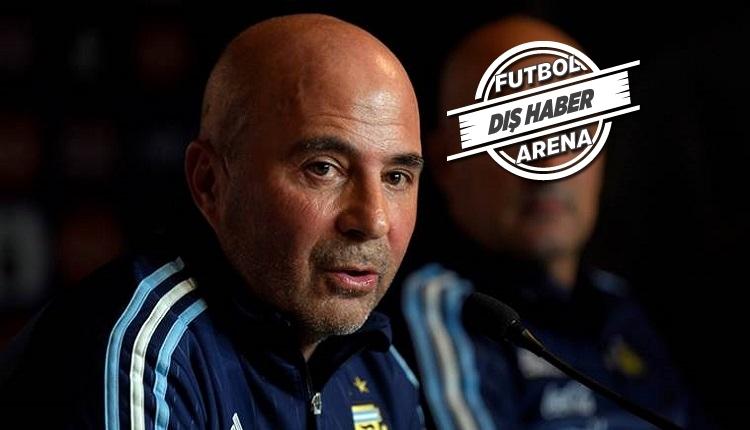 Fenerbahçe'nin istemediği Jorge Sampaoli'ye çılgın teklif