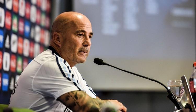 Fenerbahçe'ye yazılan Sampaoli'ye sürpriz teklif