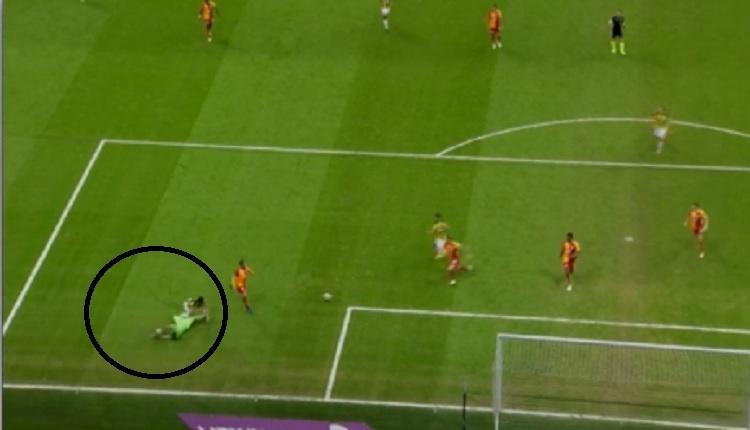 Fırat Aydınus'un penaltı kararına Galatasaray'dan tepki