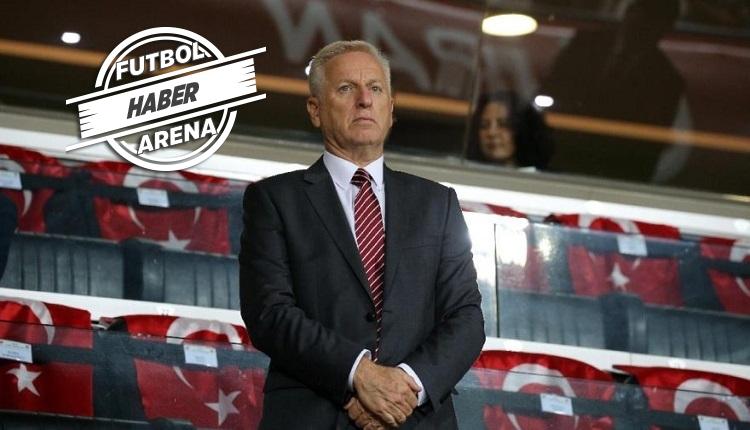 Flaş! Ali Dürüst'ten açıklama: 'İstifamı geri aldım. Galatasaray...'