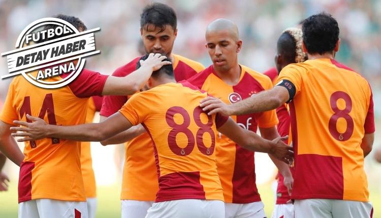 Galatasaray 35 gün sonra galibiyet elde etti