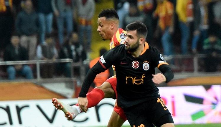 Galatasaray deplasman fobisini yeniyor