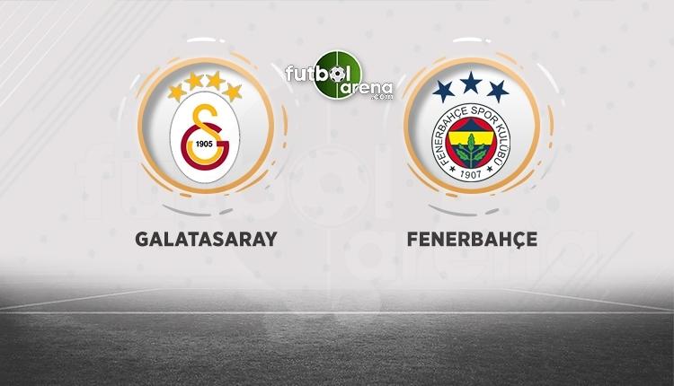 Galatasaray - Fenerbahçe canlı izle, Galatasaray - Fenerbahçe şifresiz izle (Galatasaray - Fenerbahçe bein sports canlı şifresiz ücretsiz İZLE)