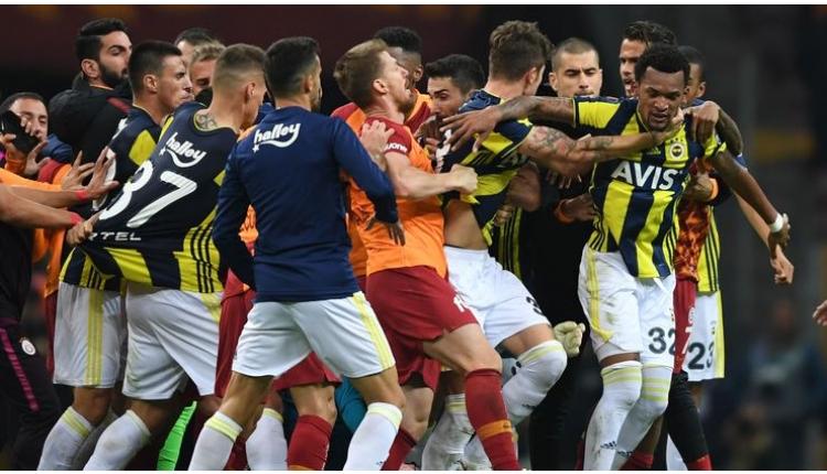 Galatasaray - Fenerbahçe derbisine görüntülerden ceza gelecek