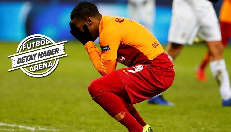 Galatasaray kabustan uyanamadı! 14 yıl sonra bir ilk yaşandı