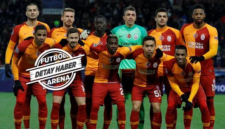 Galatasaray koşuda yine sınıfta kaldı