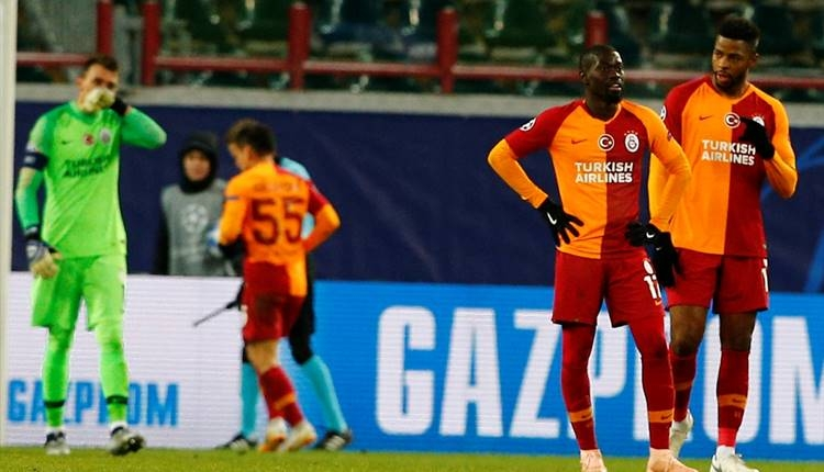 Galatasaray Şampiyonlar Ligi'nden elendi mi?