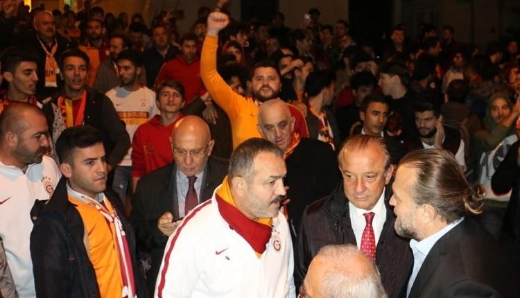 Galatasaray taraftarı ayaklandı: 'Yıldırım Demirören istifa!'