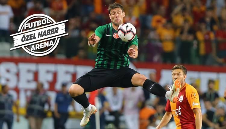 Yevhen Seleznov Galatasaray'a transfer olmak istiyor