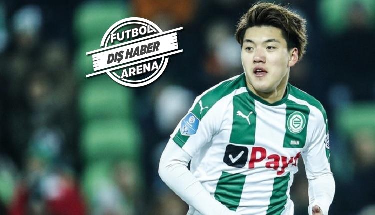 Galatasaray'a 20 yaşında Japon forvet Ritsu Doan