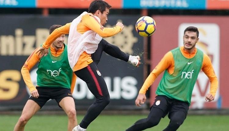Galatasaray'a sakatlardan müjde! (Serdar Aziz, Nagatomo, Ozan Kabak, Eren Derdiyok)